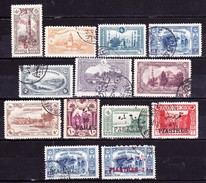 Türkei 1920/21 - Gebraucht