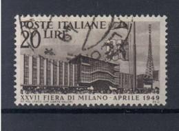 Italien (BK) Michel Cat.No. Used 771 - 1946-60: Usados