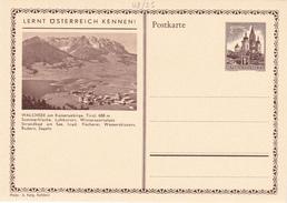 Entier Postal Autriche/Österreich NEUF - 48/25  -   Walchsee Am Kaisergebirge, Tirol, 688m - Ganzsachen