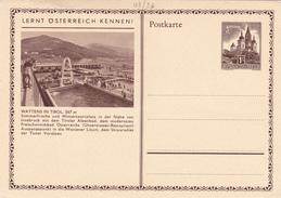 Entier Postal Autriche/Österreich NEUF - 48/26  -  Wattens In Tirol, 567m - Entiers Postaux