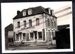 Photo 130 X 90, 76 DIEPPE, Hôtel Montigny  En 1961 - Dieppe