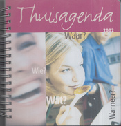 Nederland - PTTPOST Thuisagenda - 2002 - Nieuw Exemplaar - Autres Collections