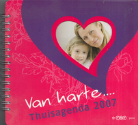 Nederland - TNTPOST Thuisagenda - 2007 - Nieuw Exemplaar - Andere Verzamelingen