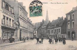 """¤¤  -  ARMENTIERES   -   Place Du Marché Aux Toiles  -  Maison """" DUBOIS - LOTEGIER """"     -  ¤¤ - Armentieres"""