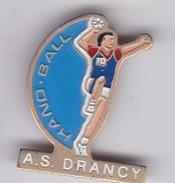 Pin's HANDBALL A S DRANCY - Handball