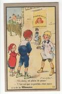 Chromo La Milanaise. Carte N°11 En Très Bon état - Autres