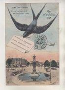 REIMS - A Vol D'oiseau - Fontaine Bartholdi Et Avenue De Laon - Reims