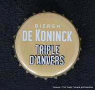 Bière Beer Bier Cerveza Cerveja Birra DE KONINCK TRIPLE D'ANVERS - Bière