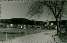 AK Mindelheim Mindelau, Gesamtansicht, Echtfoto-AK, O 1959 (24342) - Mindelheim