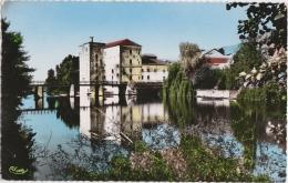Bg - Cpsm Petit Format PERSAC - Les Grands Moulins De Villars Sur La Vienne - France