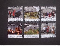 Guernsey  Europa  Burgen     2017     ** - Guernsey