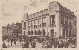 Nice - Palais De La Méditerranée - 1932 - Monumenten, Gebouwen