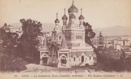 Nice - La Cathédrale Russe - Monumenten, Gebouwen