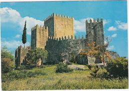 Guimarães - Castello  - ( Portugal) - Braga