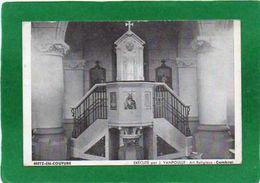 62 - Metz-en-Couture, Art Religieux  EXECUTE Par J VANPOULLE  Cambrai  CPA 1933  Voir Recto Verso - France