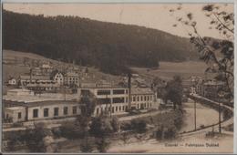 Couvet - Fabriques Dubied - NE Neuenburg
