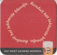 België - Cristal Alken - Ekelse Ruilclub - Internationale Ruilbeurs 7 April 2002 - Ongebruikt Exemplaar - Bierviltjes