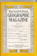 National Geographic Vol. CXV, No. 5, May 1959 - Travel/ Exploration