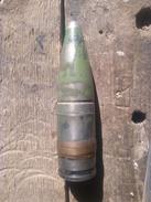 Obus De 40 Bofors Perfo Us Inerte - Militaria