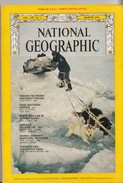 National Geographic Vol. 145, No. 3 March 1974 - Travel/ Exploration