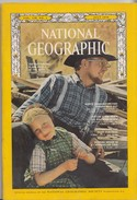 National Geographic Vol. 138 No. 1 July 1970 - Travel/ Exploration