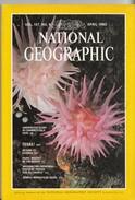 National Geographic Magazine Vol. 157, No. 4, April 1980 - Travel/ Exploration