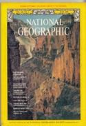 National Geographic Magazine Vol. 154, No. 1, July 1978 - Travel/ Exploration
