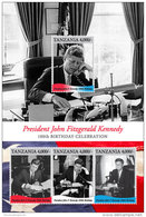 Tanzania 2017 PRESIDENT JOHN F. KENNEDY-I70161 - Famous People