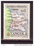 PGL - COLONIES PORTUGAISES ANGOLA Yv N°381 ** - Angola