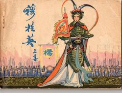 Livre Chinois Compose De 190 Dessins Legendes En Ideogrammes Chinois - Non Classés