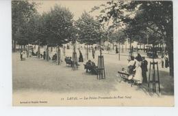 LAVAL - Les Petites Promenades Du Pont Neuf - Laval