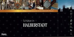 Schaken Schach Chess Ajedrez - Inkomkaart Musea - Halberstadt Ströbeck - Autres Collections