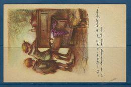 CP ILLUSTREE SIGNEE POULBOT ( Lot De 5 Cartes Postales ) - Poulbot, F.