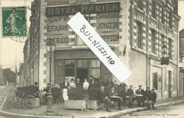 """Blois - """"Aux Caves De Touraine"""" - Café Rabier, à L'angle Des Rues Ducoux Et Auguste Poulain - Blois"""