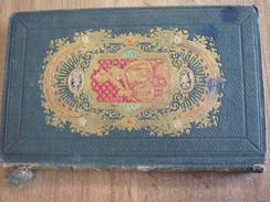 La Poupee Bien Elevee La Lanterne Magique Des Petits Enfants Reliure Romantique Delafaye Bréhier Julie Vers 1860 Ducrocq - Livres, BD, Revues