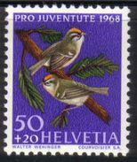 Zu J 227 PRO JUVENTUTE 1968 ** / MNH - Nuovi