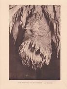 GROTTES DE BETHARRAM. LE BOURDON CIRCA 1920S 19X15CM APROX - STAMP - BLEUP - Postzegels (afbeeldingen)
