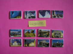 Serie Complète De 12 Fèves PERSO En Porcelaine - MAISON NARDEAU 2011 - ( Feve ) - Countries