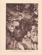 GROTTES DE BETHARRAM. LE CHAOS CIRCA 1920S 19X15CM APROX - STAMP - BLEUP - Postzegels (afbeeldingen)