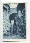 Pont En Royans : Le Pont Picard Sur La Bourne - Vercors Pittoresque (cp Vierge) - Pont-en-Royans