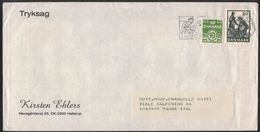 XB101    Denmark 1976 Cover Letter From Hellerup To Parma Italy - Danimarca