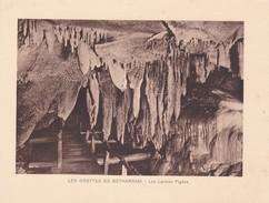 GROTTES DE BETHARRAM. LES LARMES FIGEES CIRCA 1920S 19X15CM APROX - STAMP - BLEUP - Postzegels (afbeeldingen)