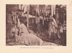 GROTTES DE BETHARRAM. LA SALLE DES LUSTRES CIRCA 1920S 19X15CM APROX - STAMP - BLEUP - Postzegels (afbeeldingen)