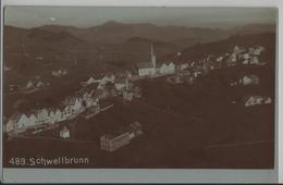 Schwellbrunn - Generalansicht - AR Appenzell Rhodes-Extérieures