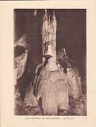 GROTTES DE BETHARRAM. LE MINARET CIRCA 1920S 19X15CM APROX - STAMP - BLEUP - Postzegels (afbeeldingen)