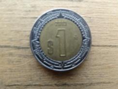 Mexique  1  Peso  2013  Km 603 - Mexique
