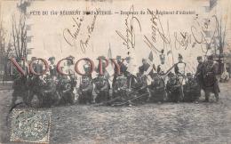 (33) Ed. Bordeaux - Fête Du 144e Régiment D'Infanterie - Drapeaux Aux 144e - Militaire Militaria Soldats - Bordeaux