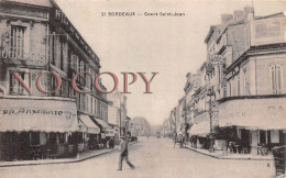 (33) Bordeaux - Cours Saint St Jean - Bordeaux