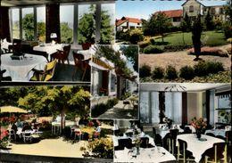 03 - MOLLES - Restaurant Le Relais Fleuri - France