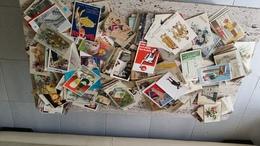 LOT 700 CARTES Themes   Felicitations Illustrateurs Publicite L Humour Etc.. - Cartes Postales